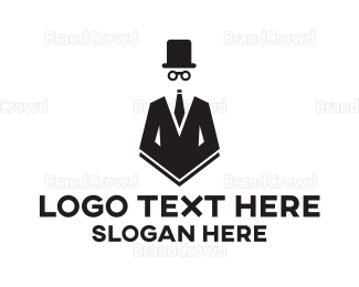 Apparel - Vintage Gentleman logo design