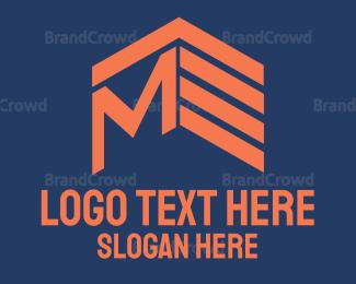 """Real Estate M"" by LogoBrainstorm"