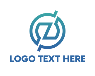 Engineer - Gradient Mechanical Z logo design