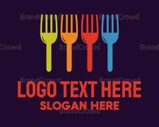 Food Blog - Seasonal Food logo design
