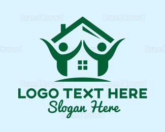 Neighborhood - Neighborhood House logo design