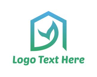 Renewable - Spa House logo design