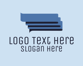 Blue Conversations Logo