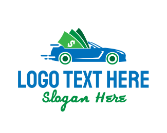 Car - Cash Car logo design