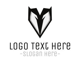 Wolf - Wolf Face logo design