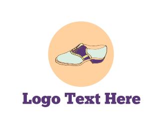 Bowling - Bowling Shoe logo design