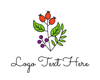Herb - Elegant Herb logo design