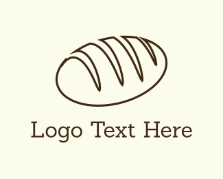 Loaf - Bread & Bakery logo design