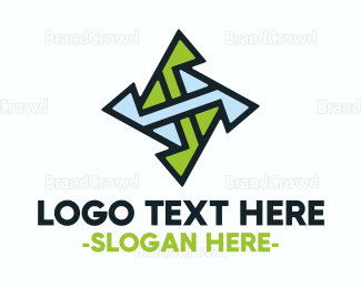Star - Blade Star logo design