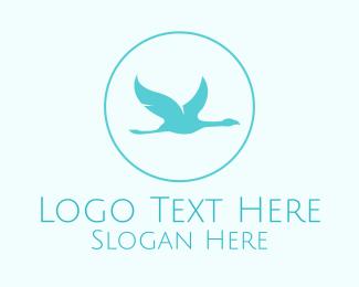 Stylish - Stylish Albatross logo design