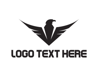 Wing - Eagle Wings logo design