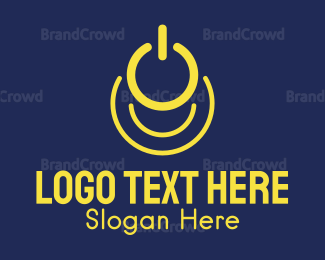 Smiling - Power Smile logo design