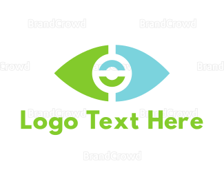 Sight - Tech Eye logo design