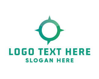 Social Media - Modern Navigation logo design