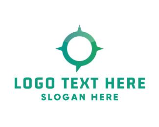 Leadership - Modern Navigation logo design