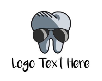 Cool - Cool Tooth logo design