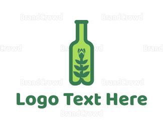 Drink - Bio Drink logo design