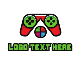 Gaming - Household Gaming logo design