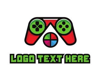 Gaming - Household Gaming logo design