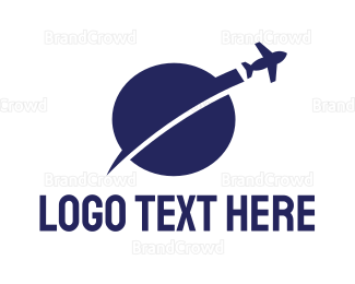 Travel Agency - Travel Chat logo design