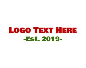 Nice - Friendly  & Bold logo design