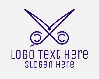 Hairdresser - Hairdresser Hair Salon logo design