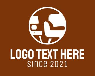 Interior - Interior Design Firm logo design