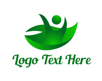 Leaf - Leaf Wellness logo design