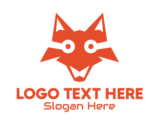 Digital Printing - Digital Orange Fox logo design