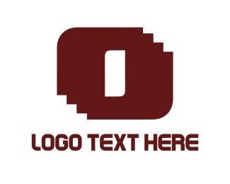 Industry - Door & Stairs logo design