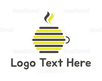 Beehive - Honey Drink logo design