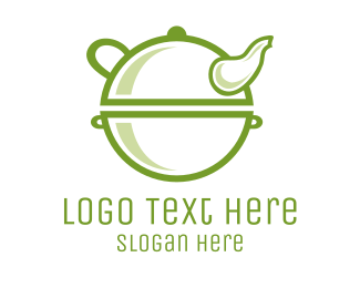 Tea - Antique Kitchen logo design
