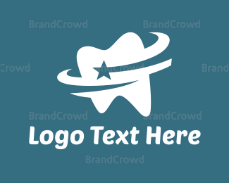 Star - Star Tooth logo design
