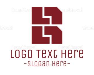 Flooring - Brick Stacks  logo design