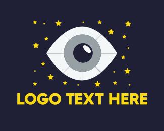 Magic - Night View logo design
