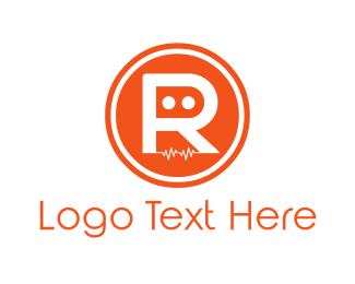 Electrical Letter R Logo