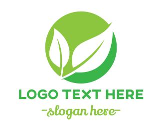Botanical - Minimalist & Organic logo design
