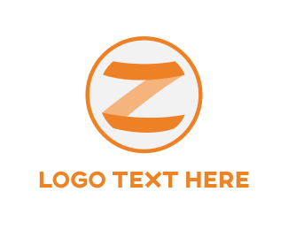 Apparel - Z Circle logo design