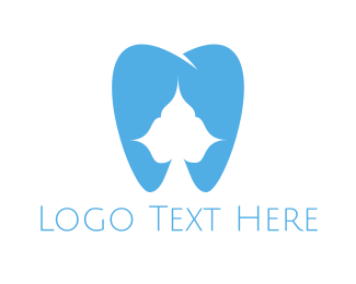 Abstract Molar Logo