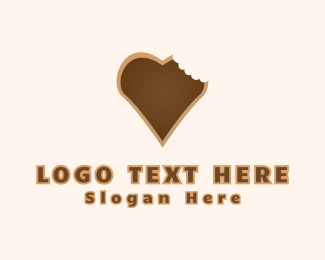 Heart Cookie Logo