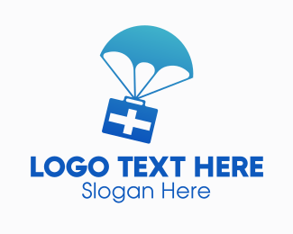 Supplies - Medical Supplies Delivery  logo design