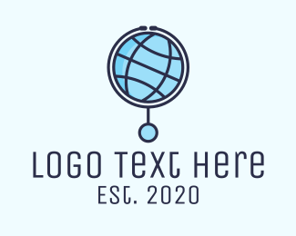 Medicine - Global Medicine Organization logo design