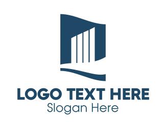 Property - Corporate Building  logo design