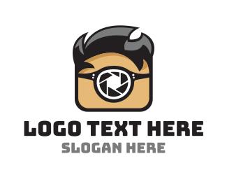Japanese - Geek Media logo design