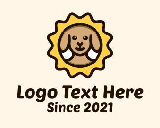 """Brown Dog Stamp"" by novita007"