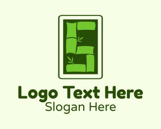 Bamboo - Bamboo Number 5 logo design