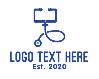Medical Consultation - Mobile Medical Check Up logo design