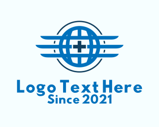 Healthcare - International Healthcare logo design