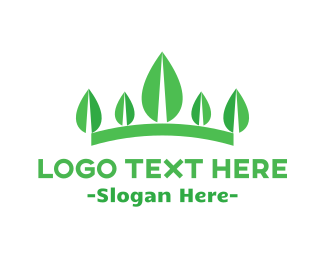 Forest -  Forest Crown logo design