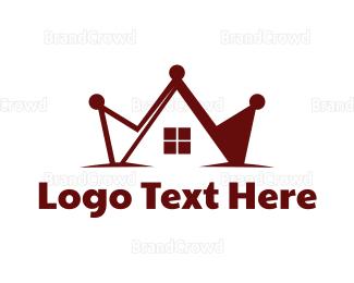Crown - Crown Estate  logo design